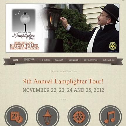 Lamplighter Tour